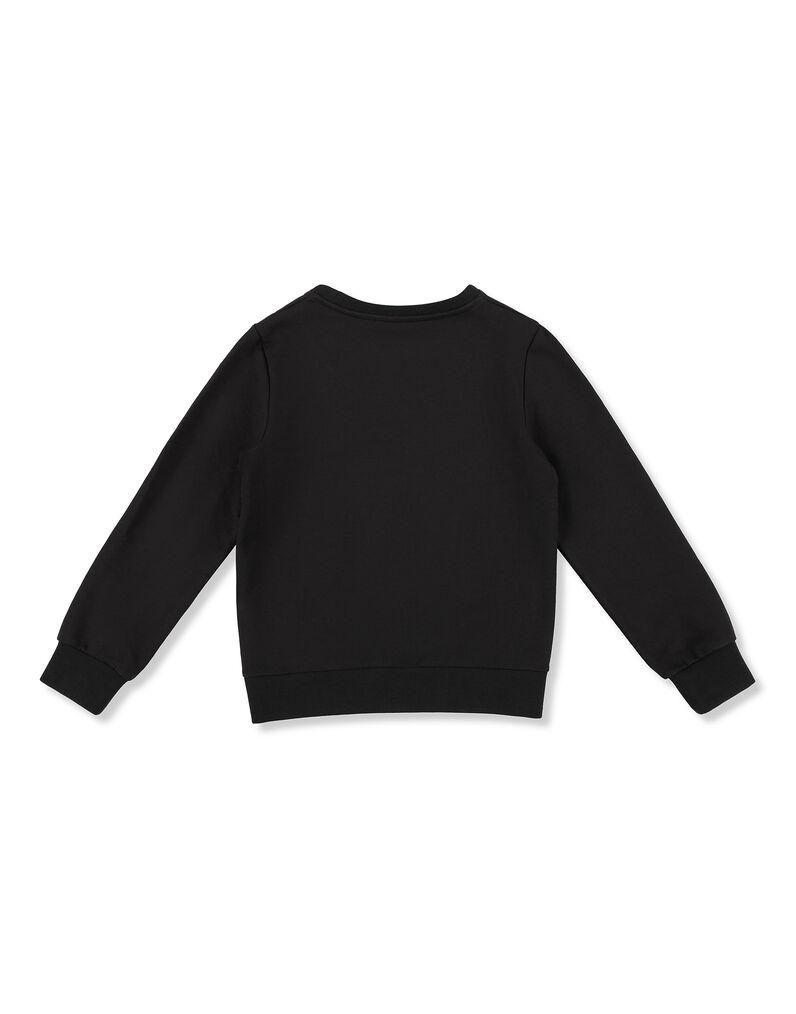 Sweatshirt LS Crystal Plein