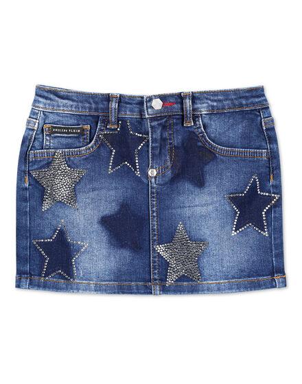 Mini Skirt Stars