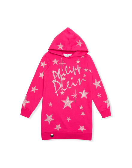 Jogging Day Dress PP Stars