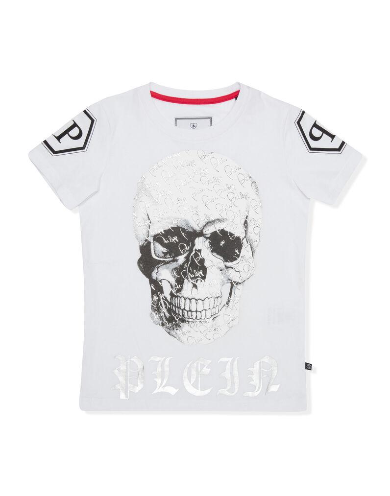 "T-shirt Round Neck SS ""Poker"""