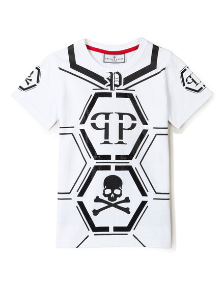 T-shirt Round Neck SS Marchin On