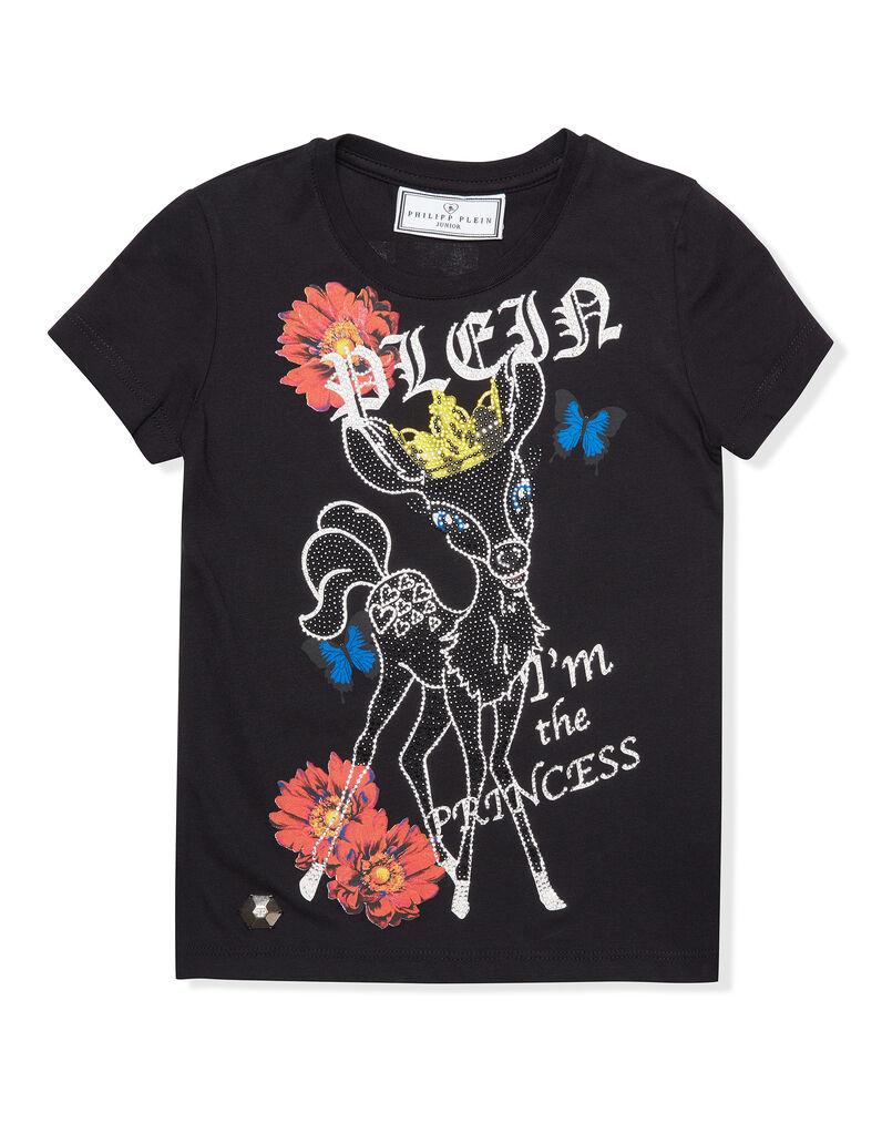 """T-shirt Round Neck SS """"Unforgettable"""""""