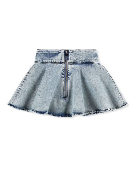 Short Skirt Crystal