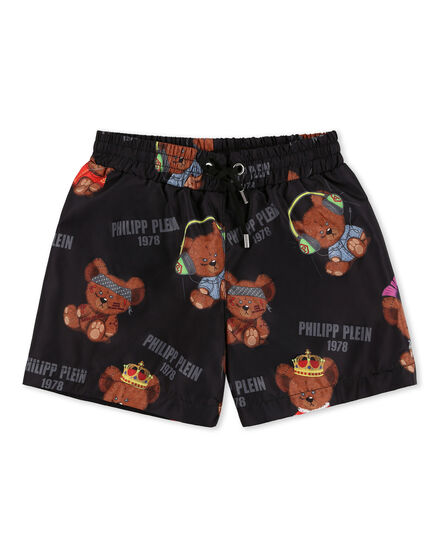 Beachwear Short Trousers Teddy Bear