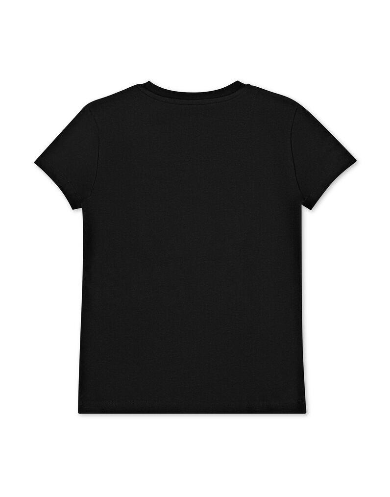 T-shirt Round Neck LS Hexagon