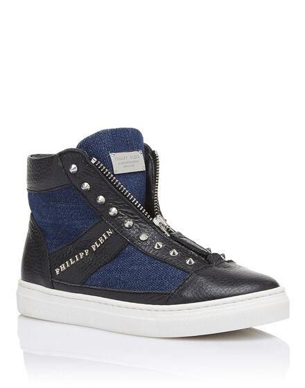 Hi-Top Sneakers Simon