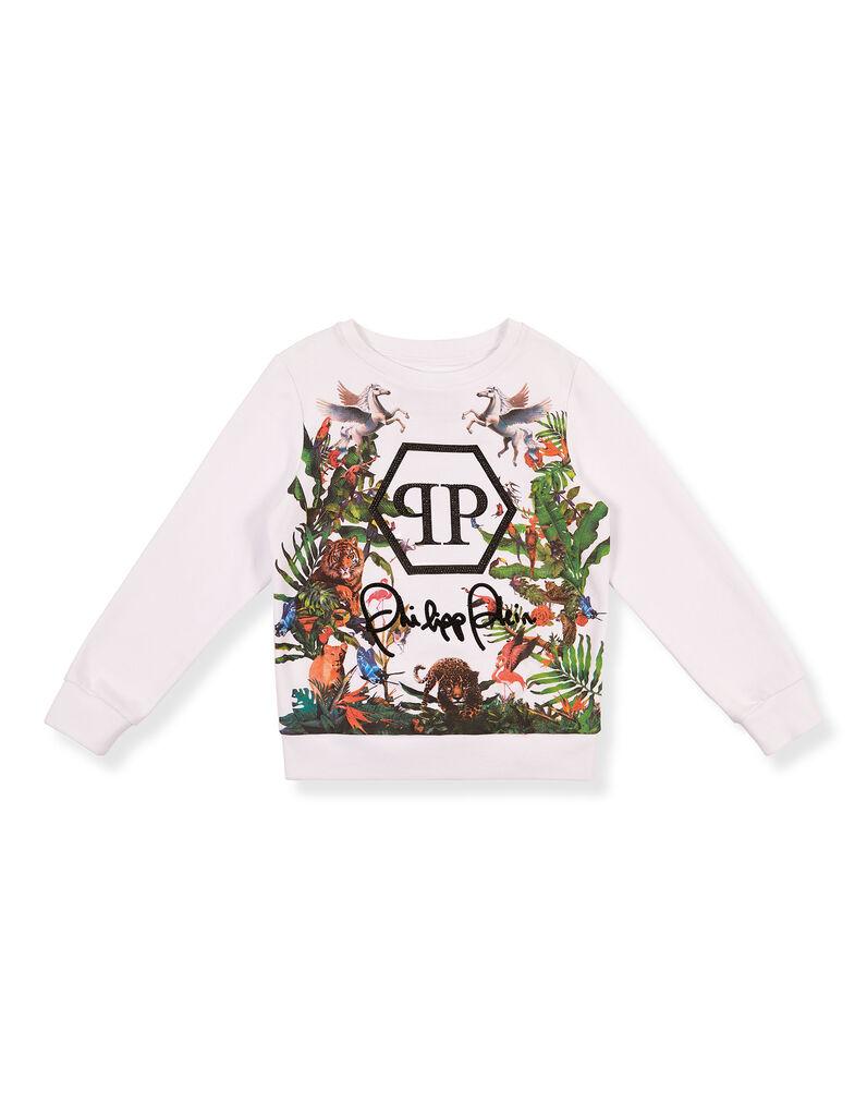 Sweatshirt LS Jungle