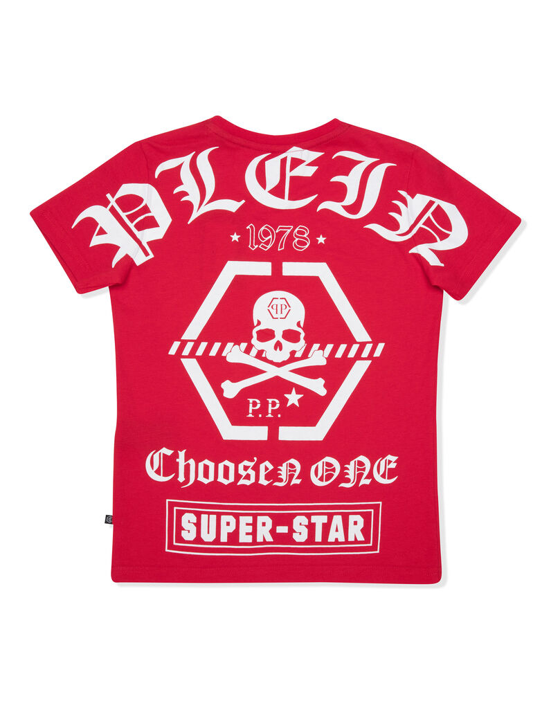 "T-shirt Round Neck SS ""First Choice"""