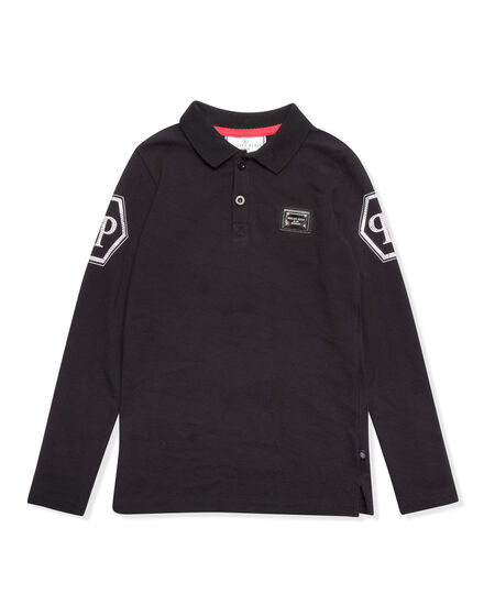 Polo shirt LS Infinite