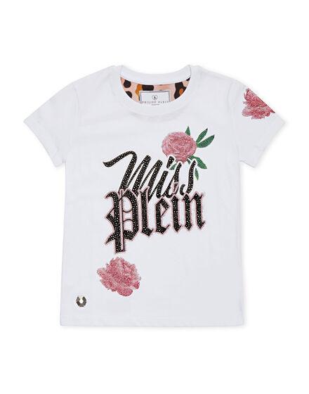 T-shirt Round Neck SS Karolin