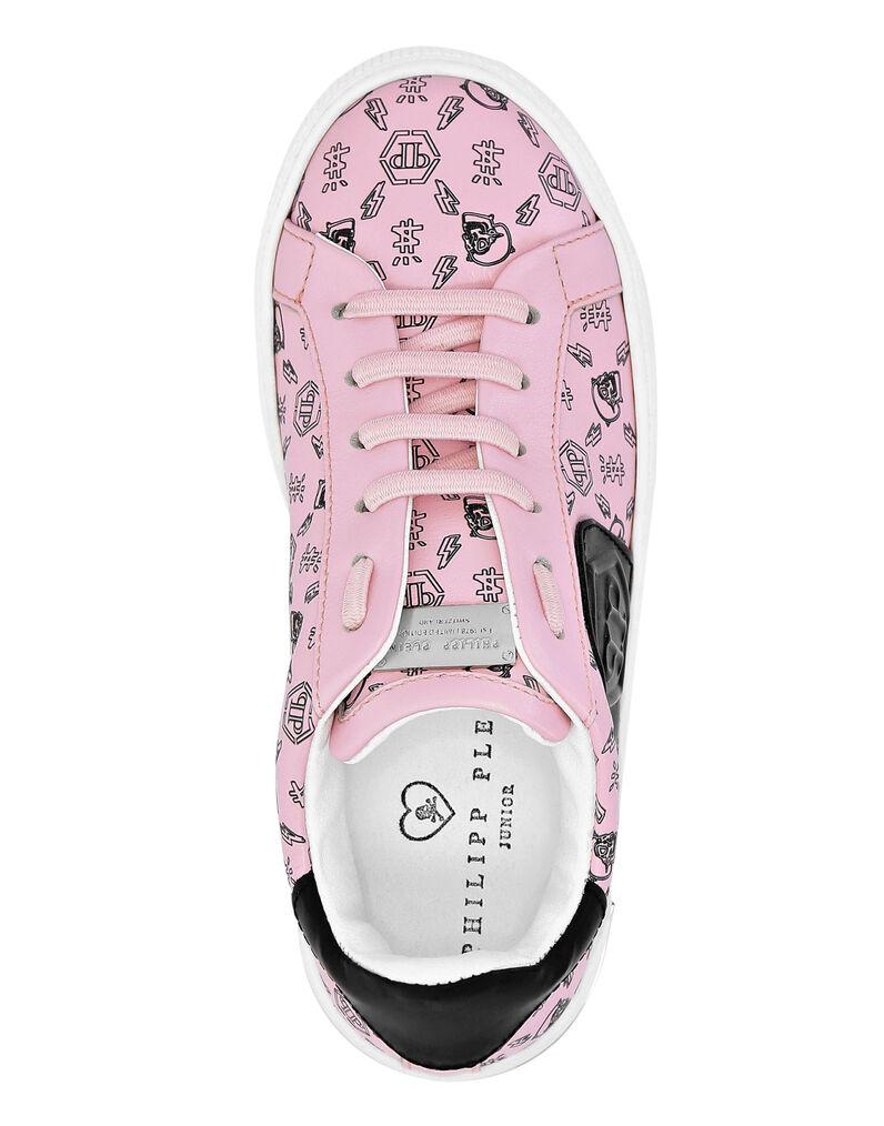 PHANTOM KICK$ Lo-Top Sneakers Monogram