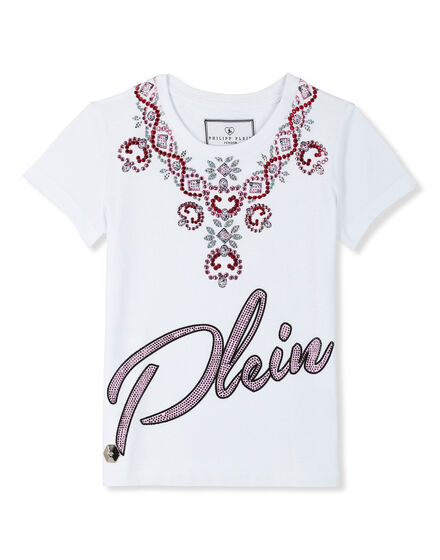 T-shirt Round Neck SS Plein dream