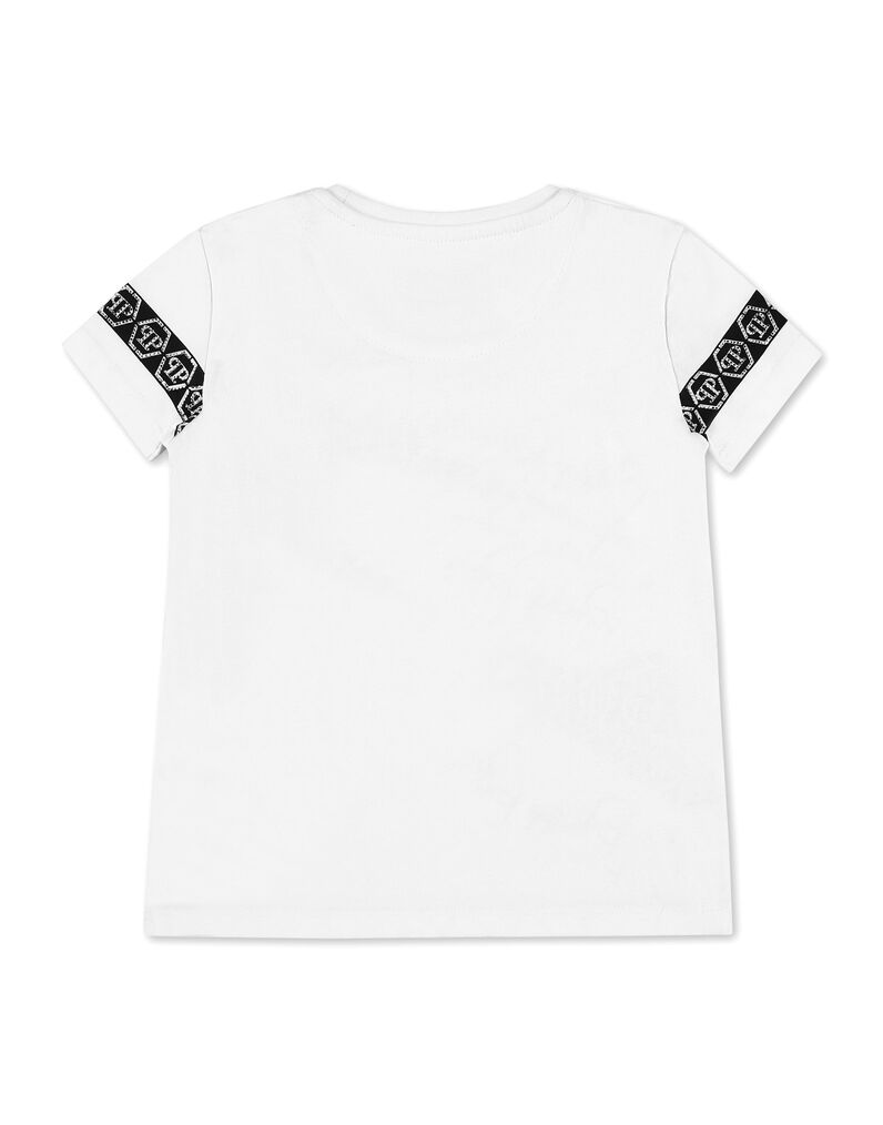 T-shirt Round Neck SS All over PP