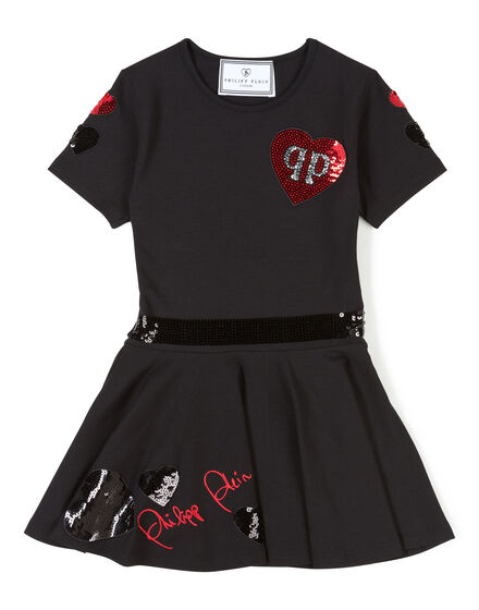 Short Dress Flor
