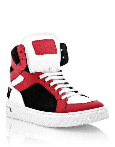 Hi-Top Sneakers Iconic Plein