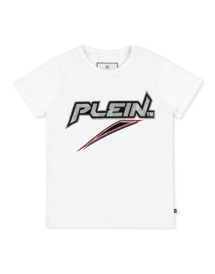 T-shirt Round Neck SS Space Plein