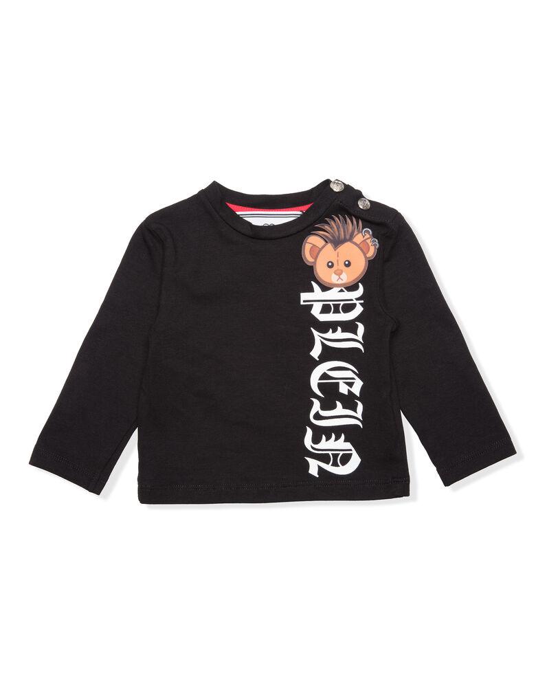 "T-shirt Round Neck LS ""Axel"""
