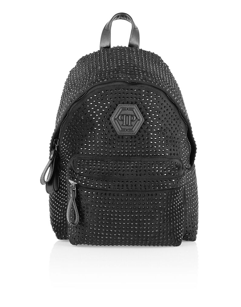 "Backpack ""Estrella small"" Crystal"