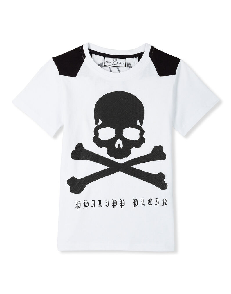 """T-shirt Round Neck SS """"Run Away"""""""