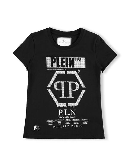 T-shirt Round Neck SS P.L.N.