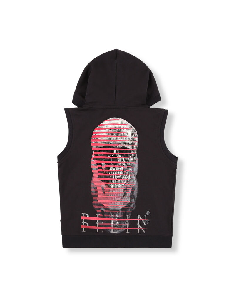 Jogging Vest Skull