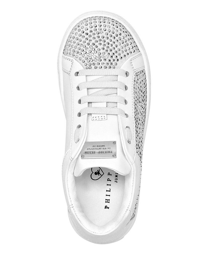 Lo-Top Sneakers Iconic Plein