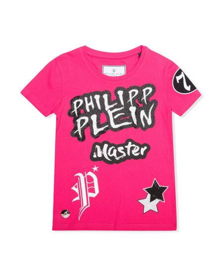 T-shirt Round Neck SS Master Girl