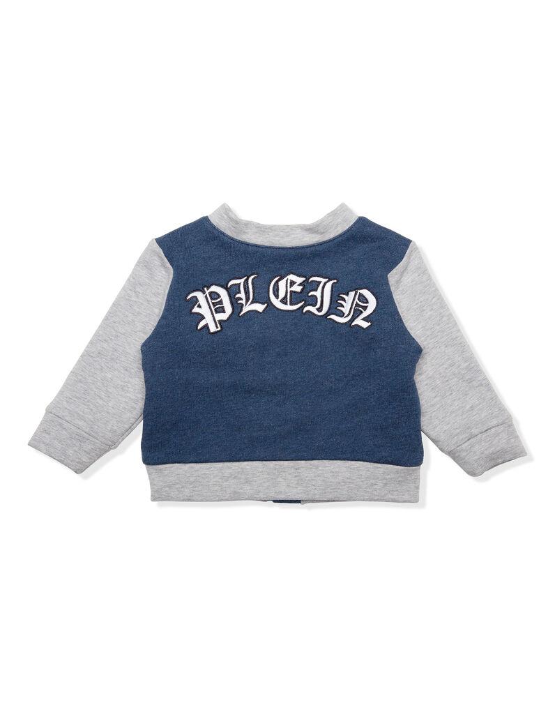 """Knit Jacket """"Rocker Baby"""""""