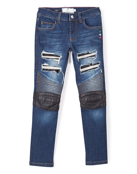 Denim Trousers Blue King