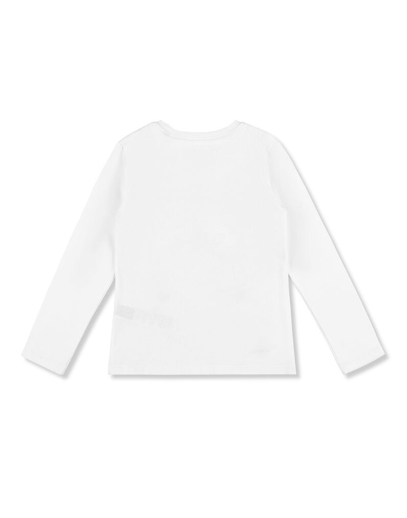 T-shirt Round Neck LS Signature