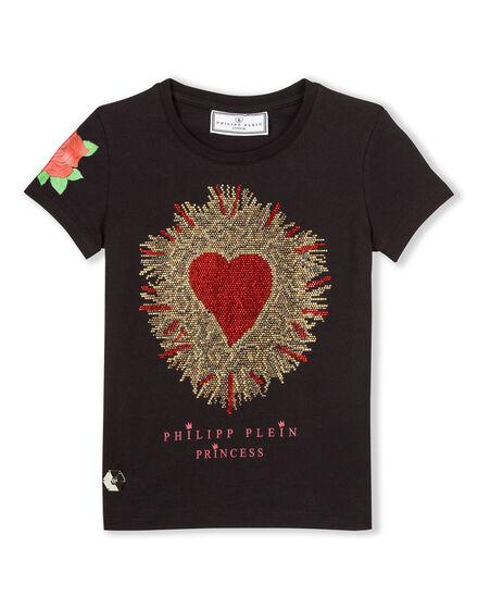 T-shirt Round Neck SS Honey Dream