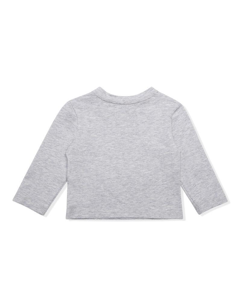 "T-shirt Round Neck LS ""Anita"""