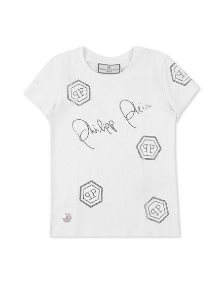T-shirt Round Neck SS Signature