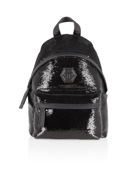 Backpack Soleil small Paillettes