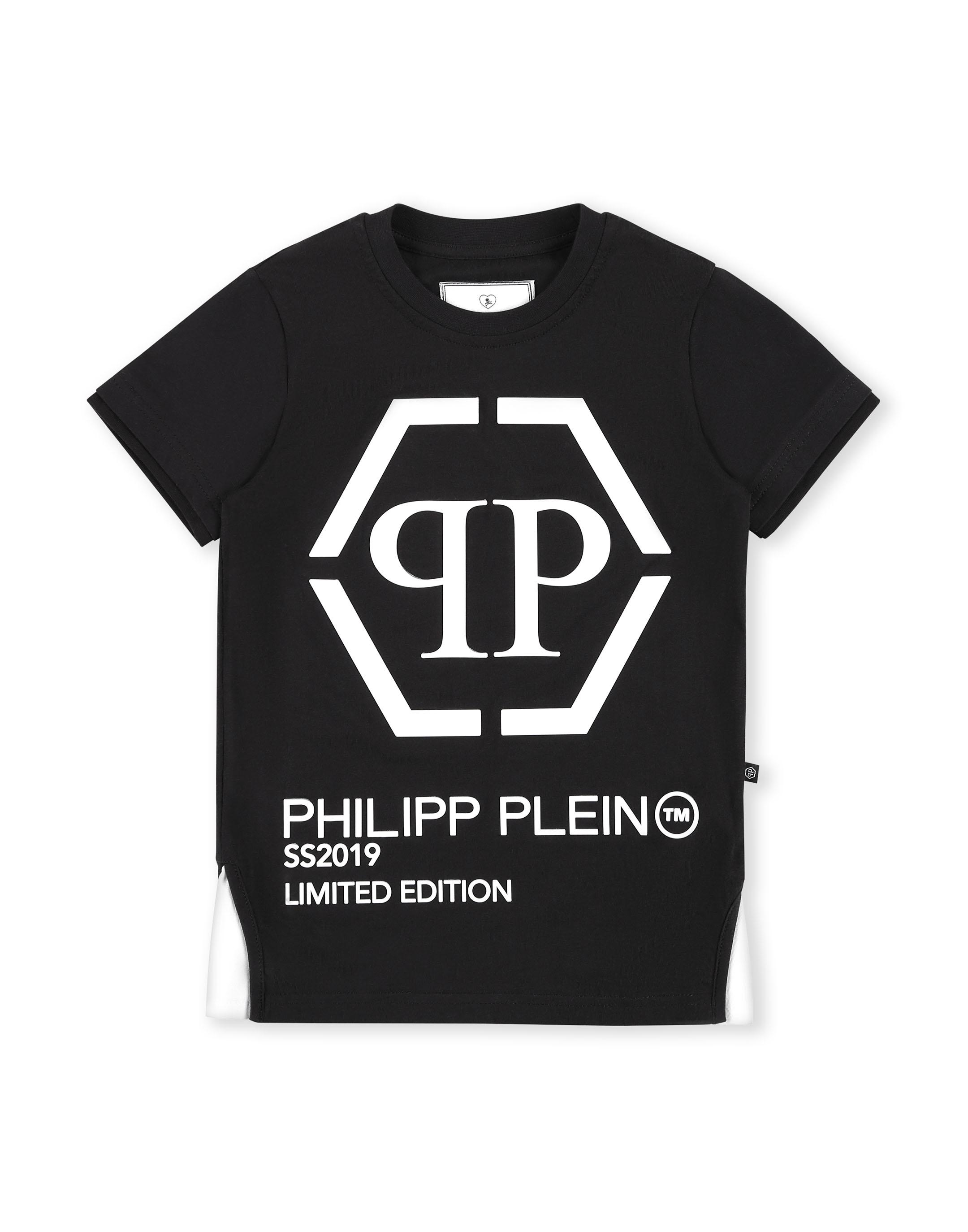 116c5672ed T-shirt Round Neck SS Philipp Plein TM