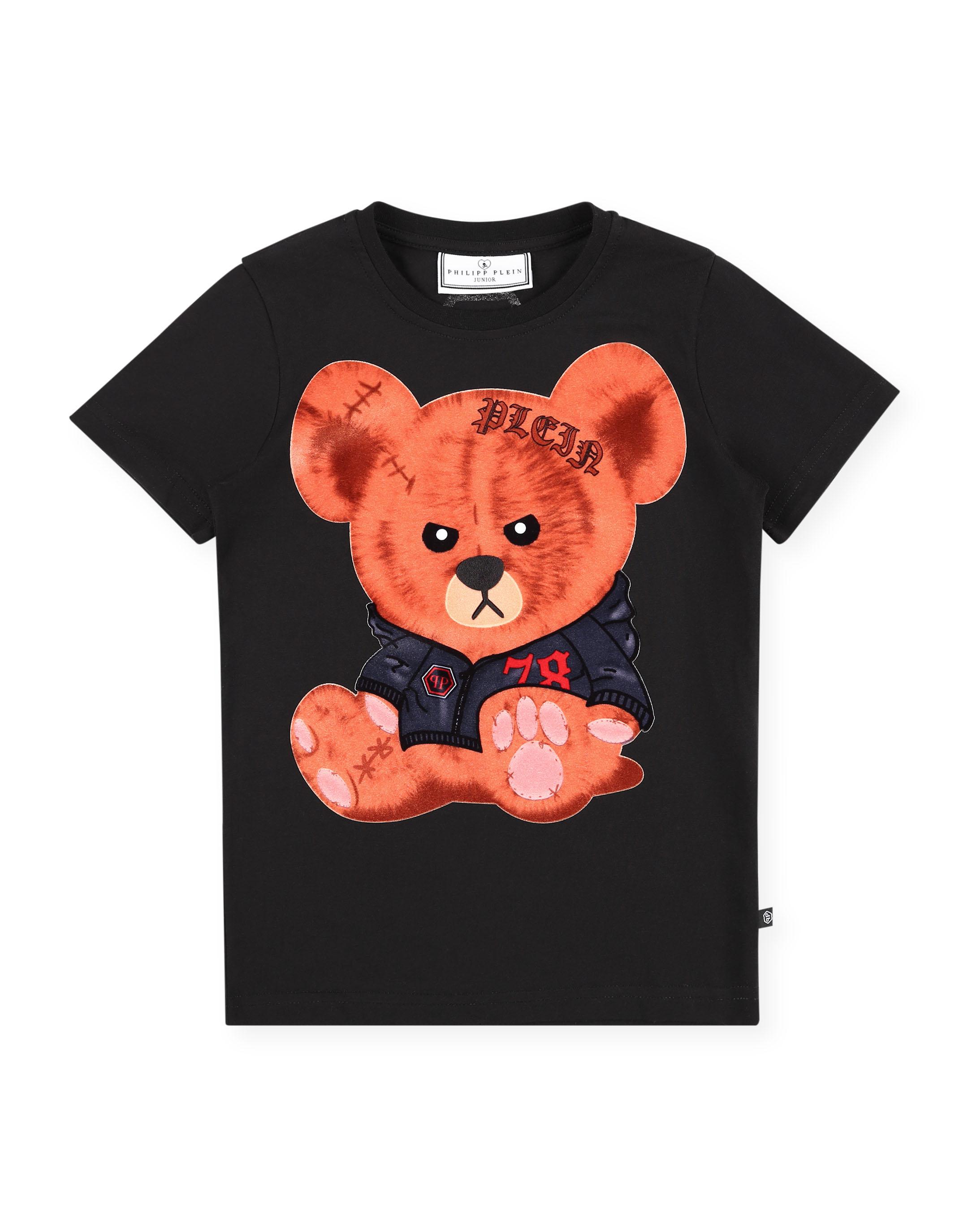 0796b32d T-shirt Round Neck SS Teddy Bear