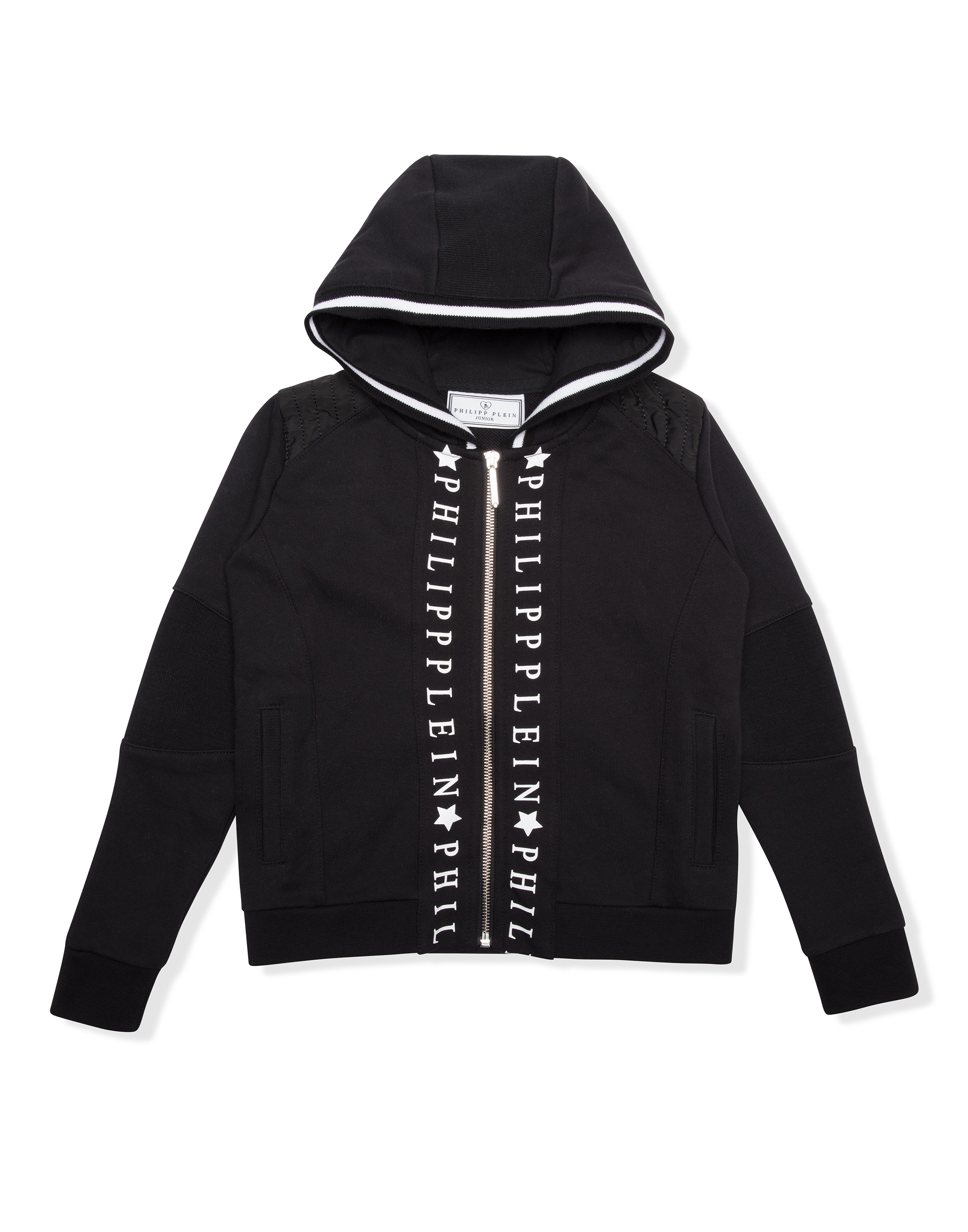 Hoodie Sweatjacket Good Guys Philipp Plein Junior - Good guys sweatshirt