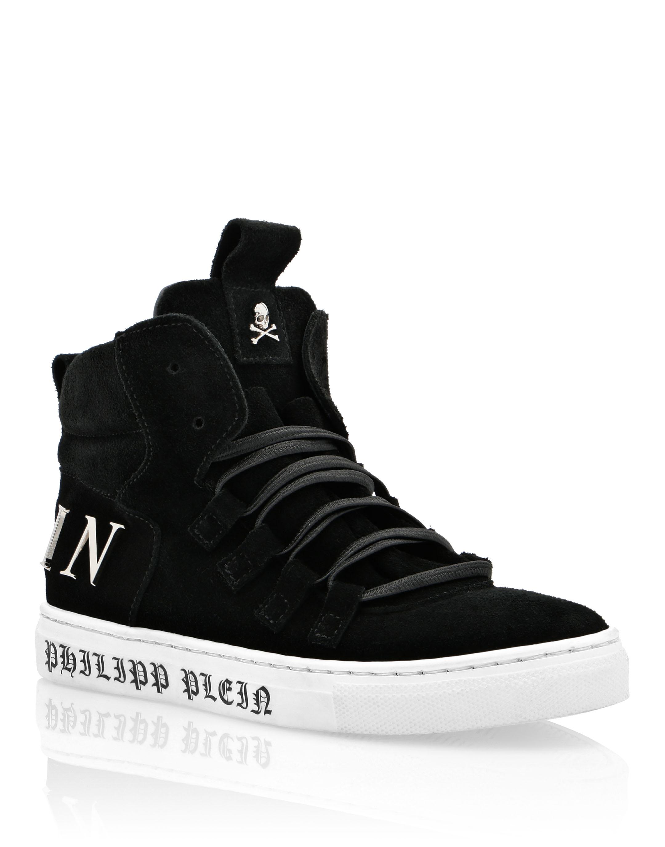 Hi-Top Sneakers Gothic Plein | Philipp
