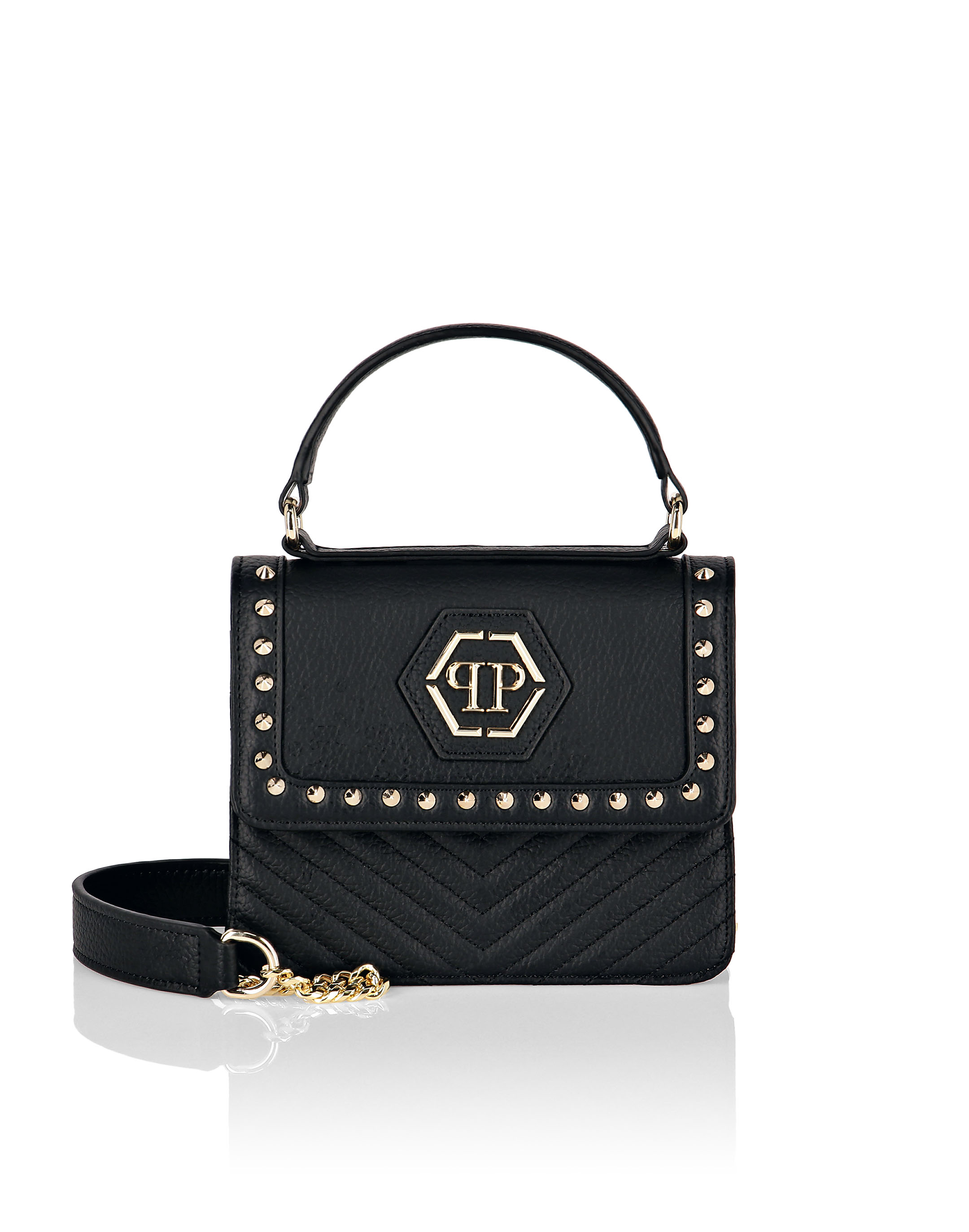 7b506debe27 Shoulder Bag Studs | Philipp Plein Junior